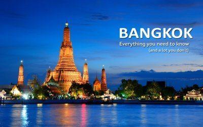 الجولات السياحية فى بانكوك