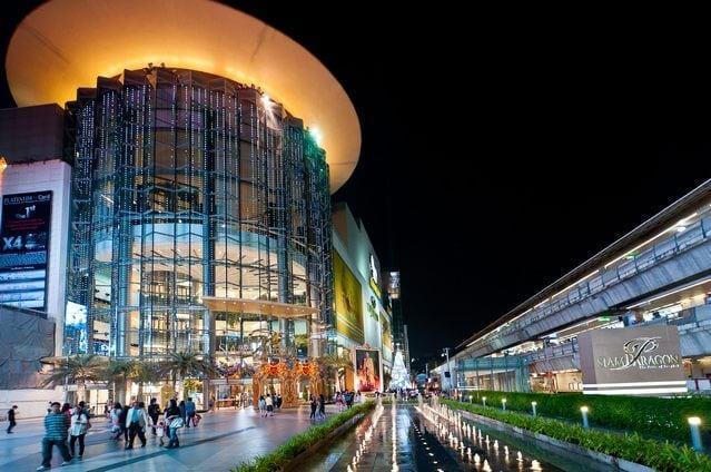 افضل اماكن التسوق في بانكوك