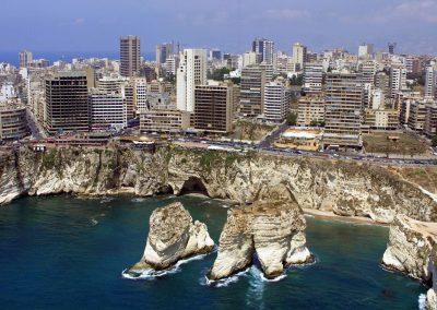 مدينة بيروت فى لبنان
