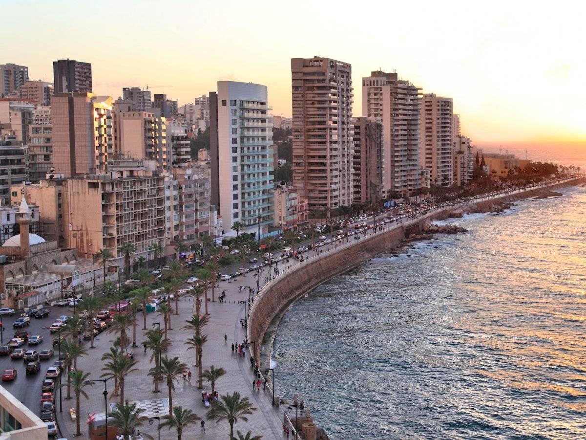 السياحة فى بيروت