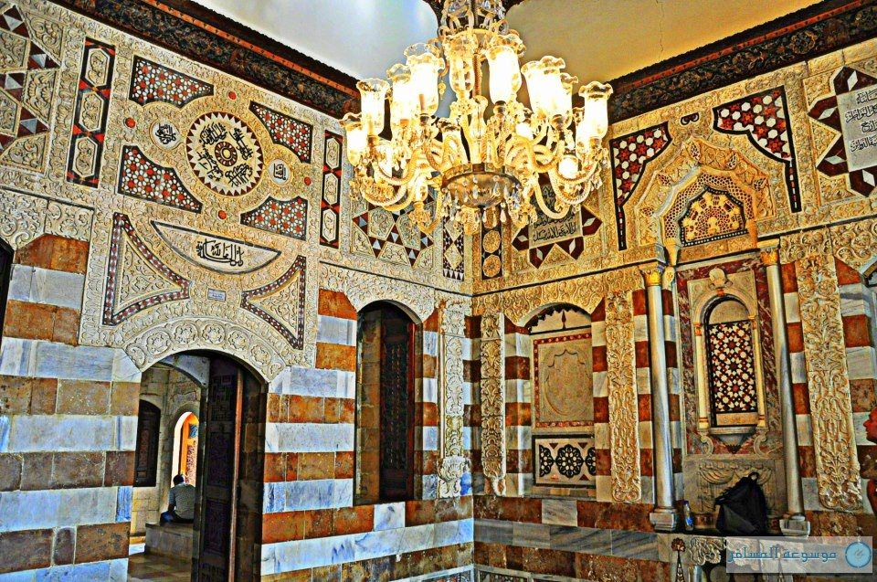 قصر بيت الدين لبنان