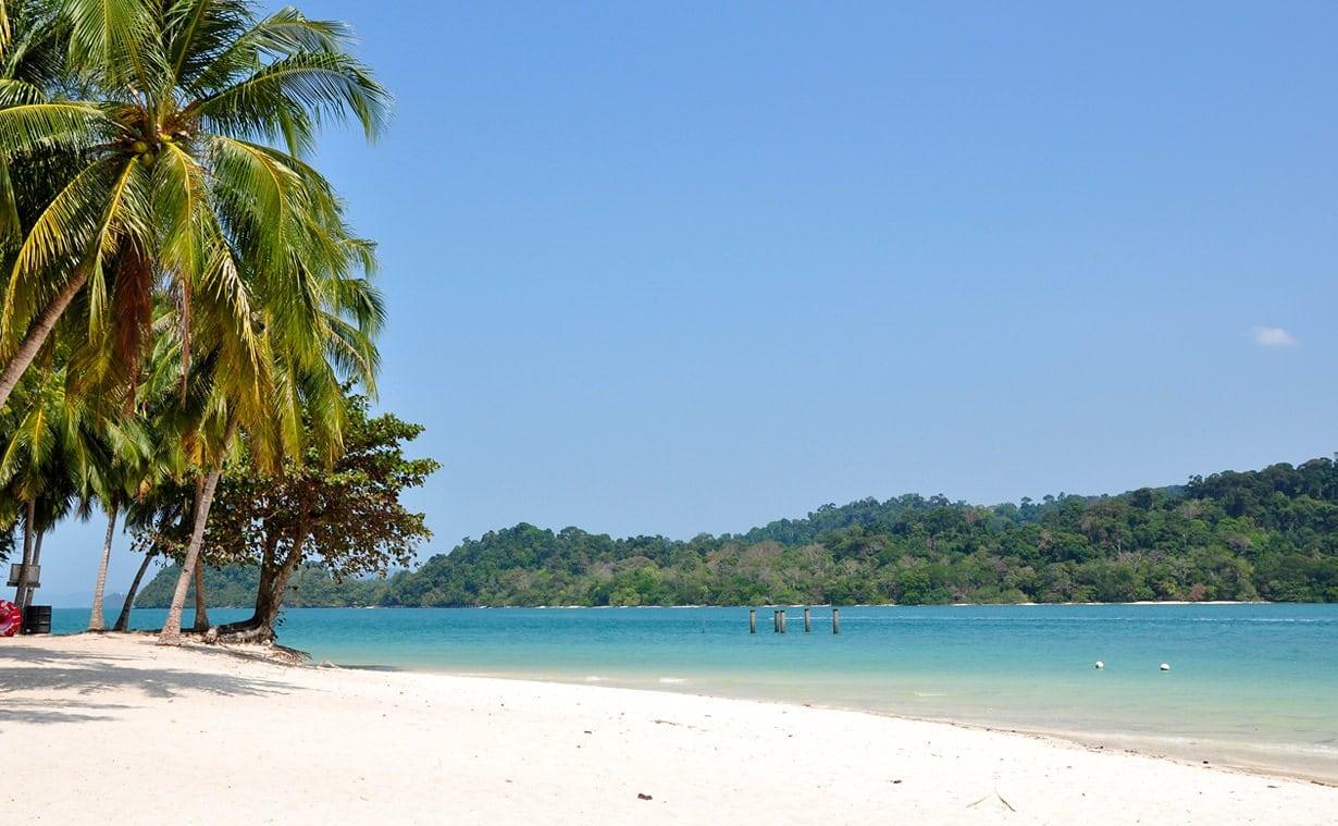 جزيرة بيراس باسه ماليزيا