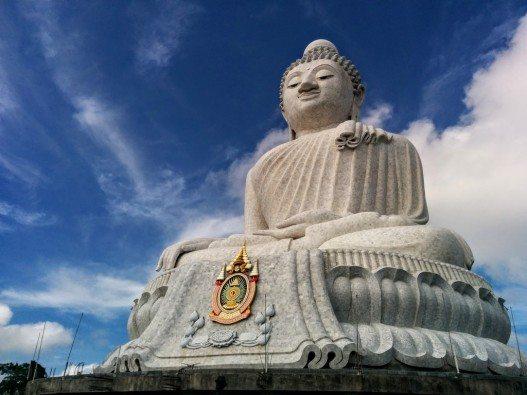 تمثال بوذا العملاق تايلاند