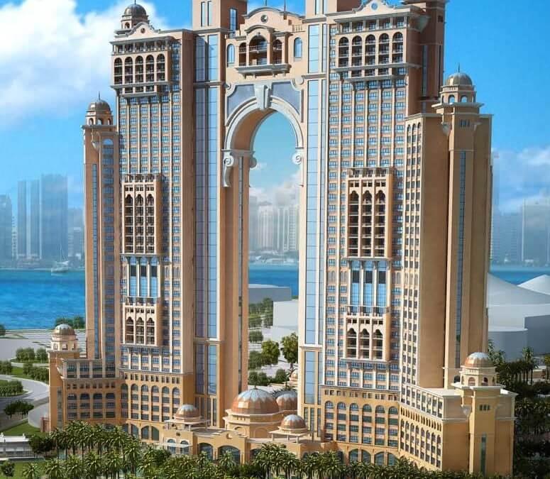أين يوجد أكبر فندق في العالم