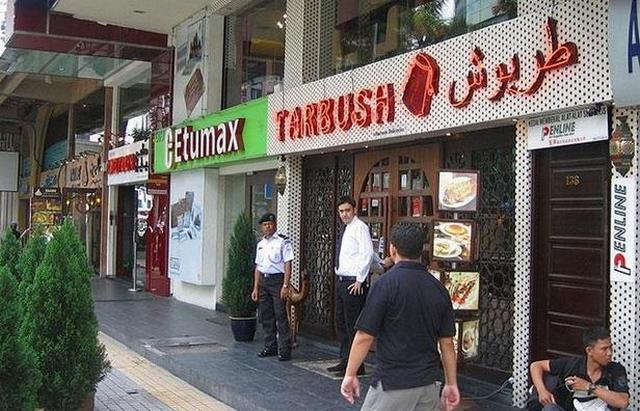 أفضل 4 أنشطة في شارع العرب كوالالمبور