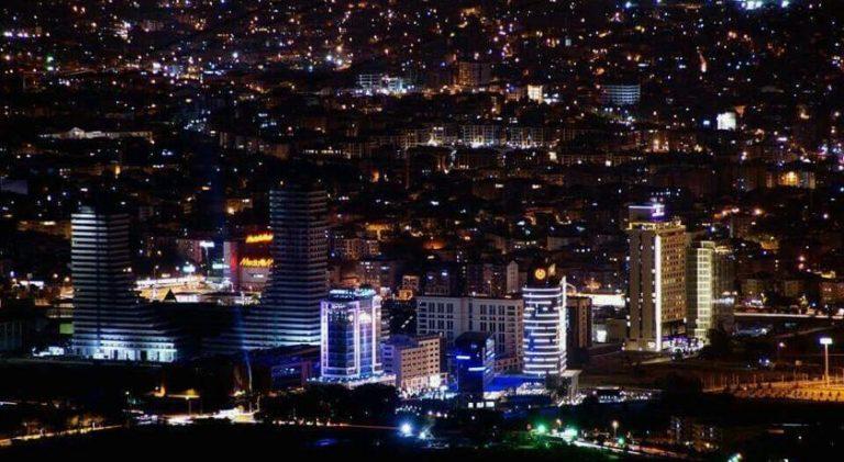 أماكن ترفيهية في بورصة تركيا