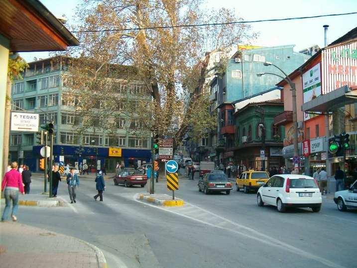 أنشطة في متحف مدينة بورصة تركيا