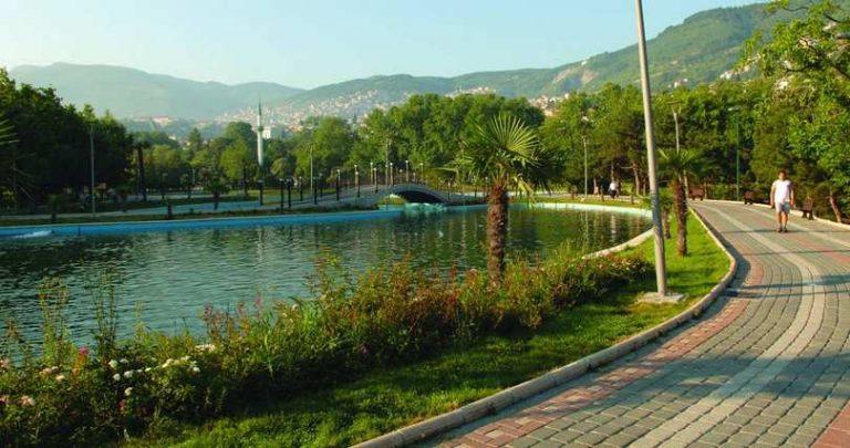 أجمل حدائق بورصة تركيا