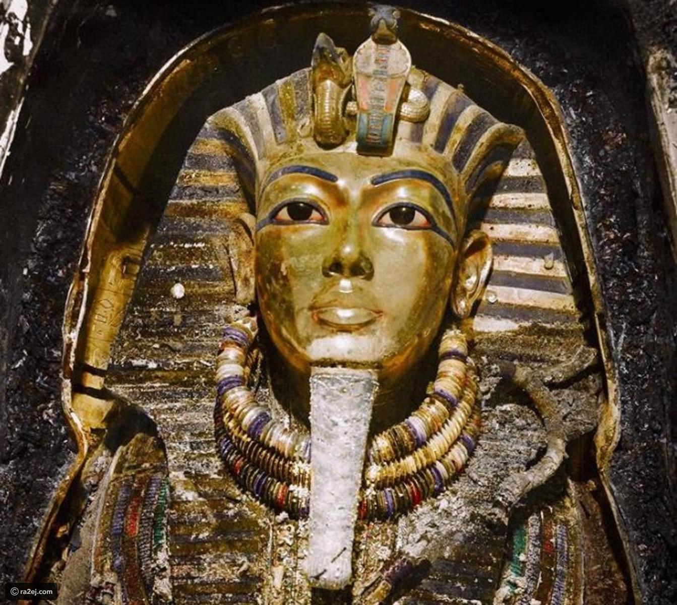 توت عنخ امون فى مصر