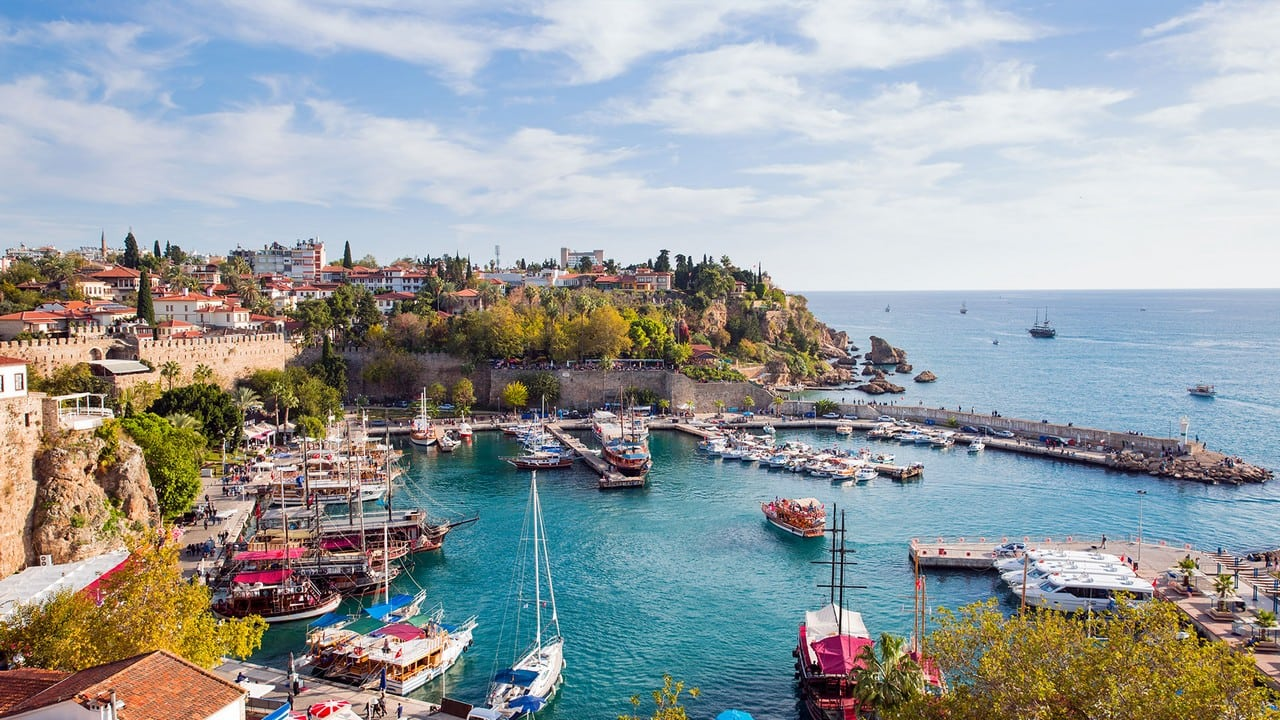 مدينه كيمر تركيا
