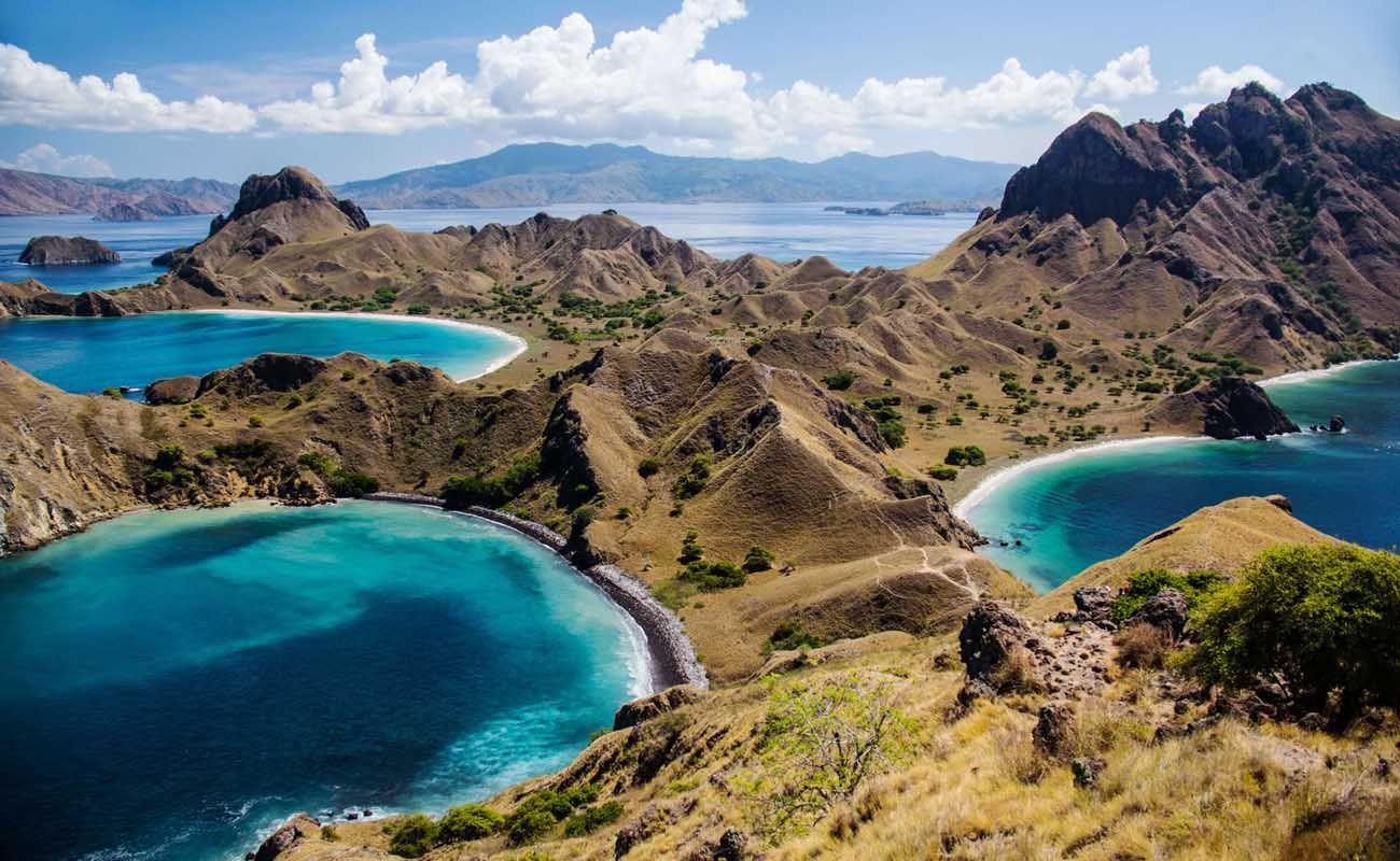السياحة في جزيرة فلوريس اندونيسيا | الطبيعه الساحره فى جزيرة فلوريس