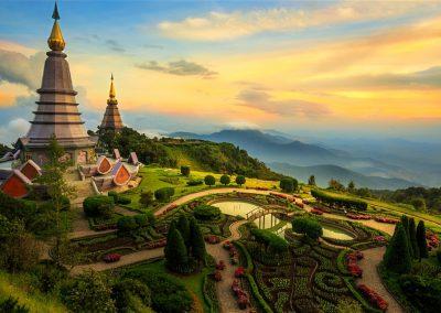 السياحة فى شنغماى