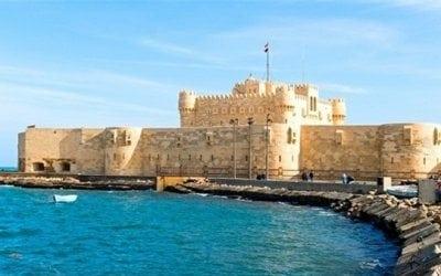 جوله فى قلعة قايتباى و متحف المجوهرات الاسكندرية
