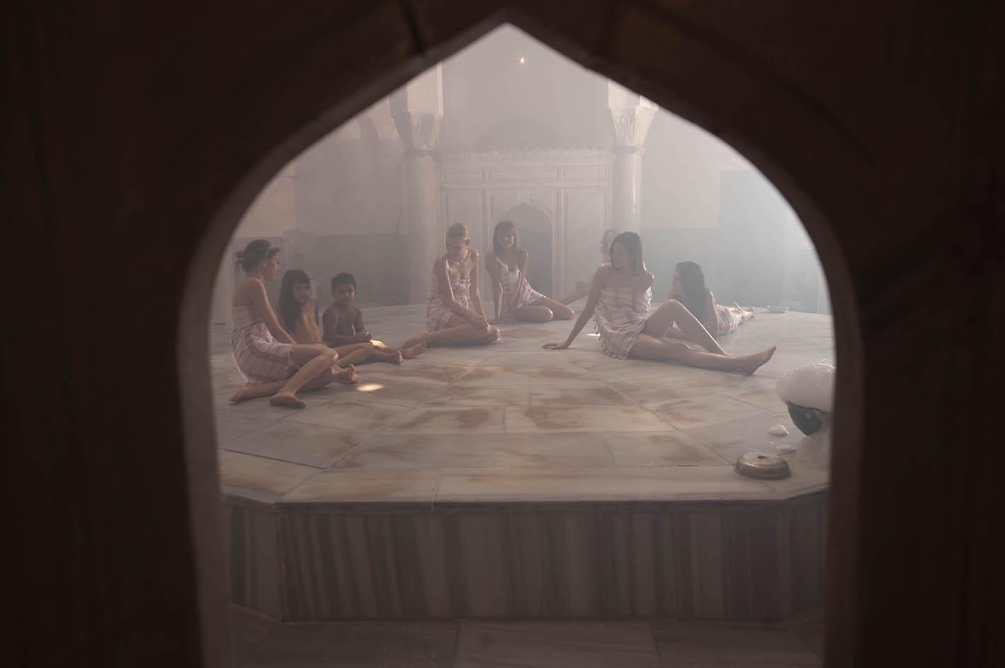 حمام شمبرلي تاش اسطنبول