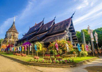 مدينة تشانغ ماى