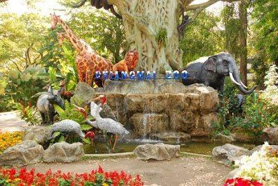 حديقة الحيوان دوى تونغ