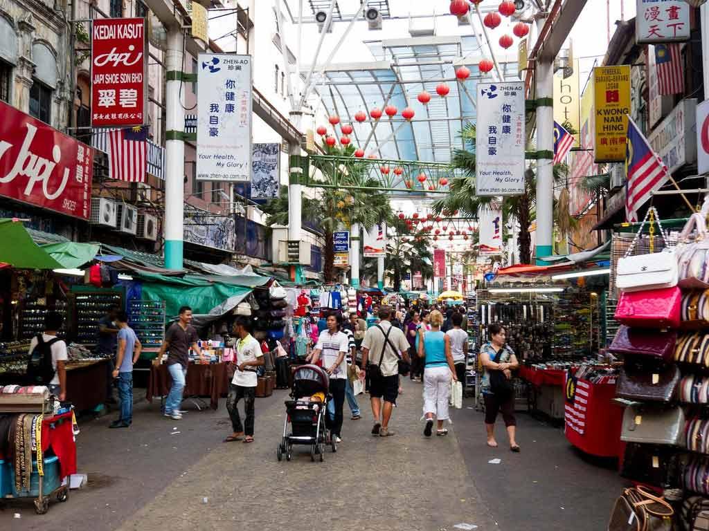 السوق الصيني في كوالالمبور   الانشطة التسويقيه فى السوق الصينى كوالالمبور