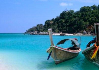 جزيرة كوه لارن