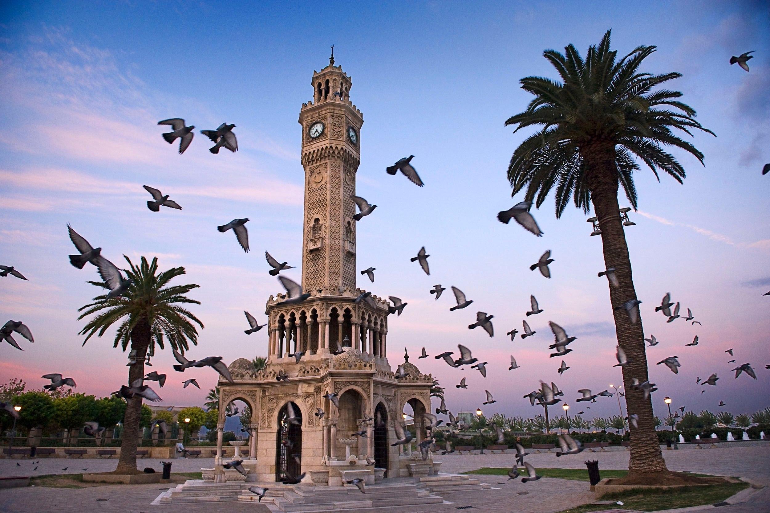 جشمه والسياحه بتركيا