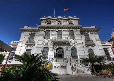 متحف الاسكندرية القومى
