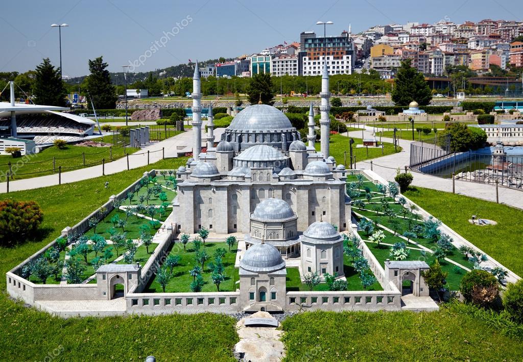 أهم أشياء في ميني تورك أسطنبول تركيا