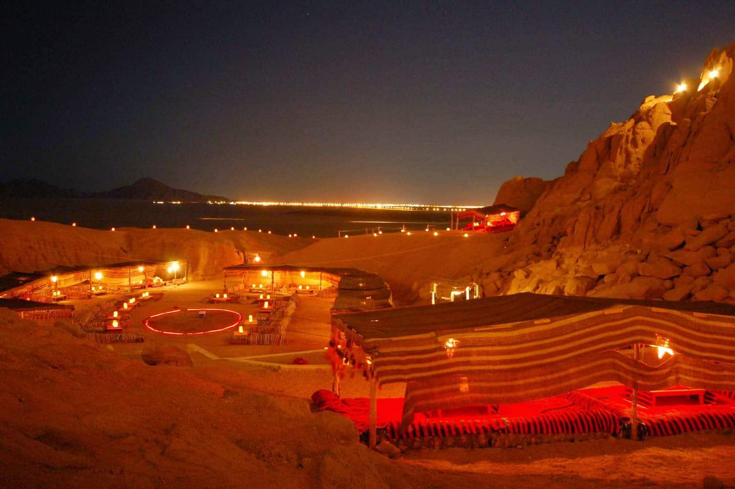 I migliori posti turistici a Sharm El Sheikh
