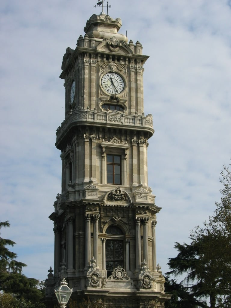 برج الساعة تركيا