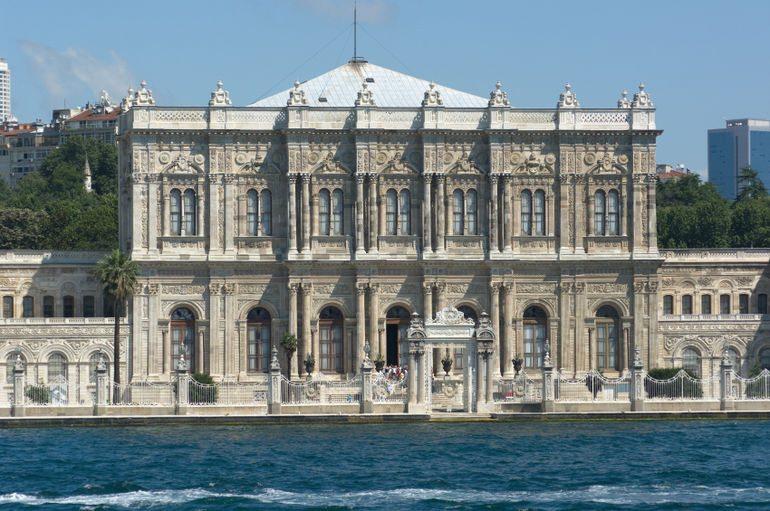 أنشطة في قصر دولمة بهجة أسطنبول
