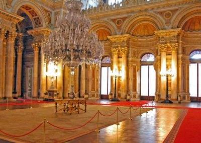 قصر دولما باهتشه باسطنبول