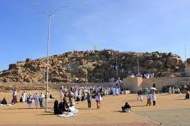 جوله فى جبل عرفات