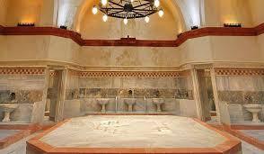 حمام جلاتا ساراى في اسطنبول