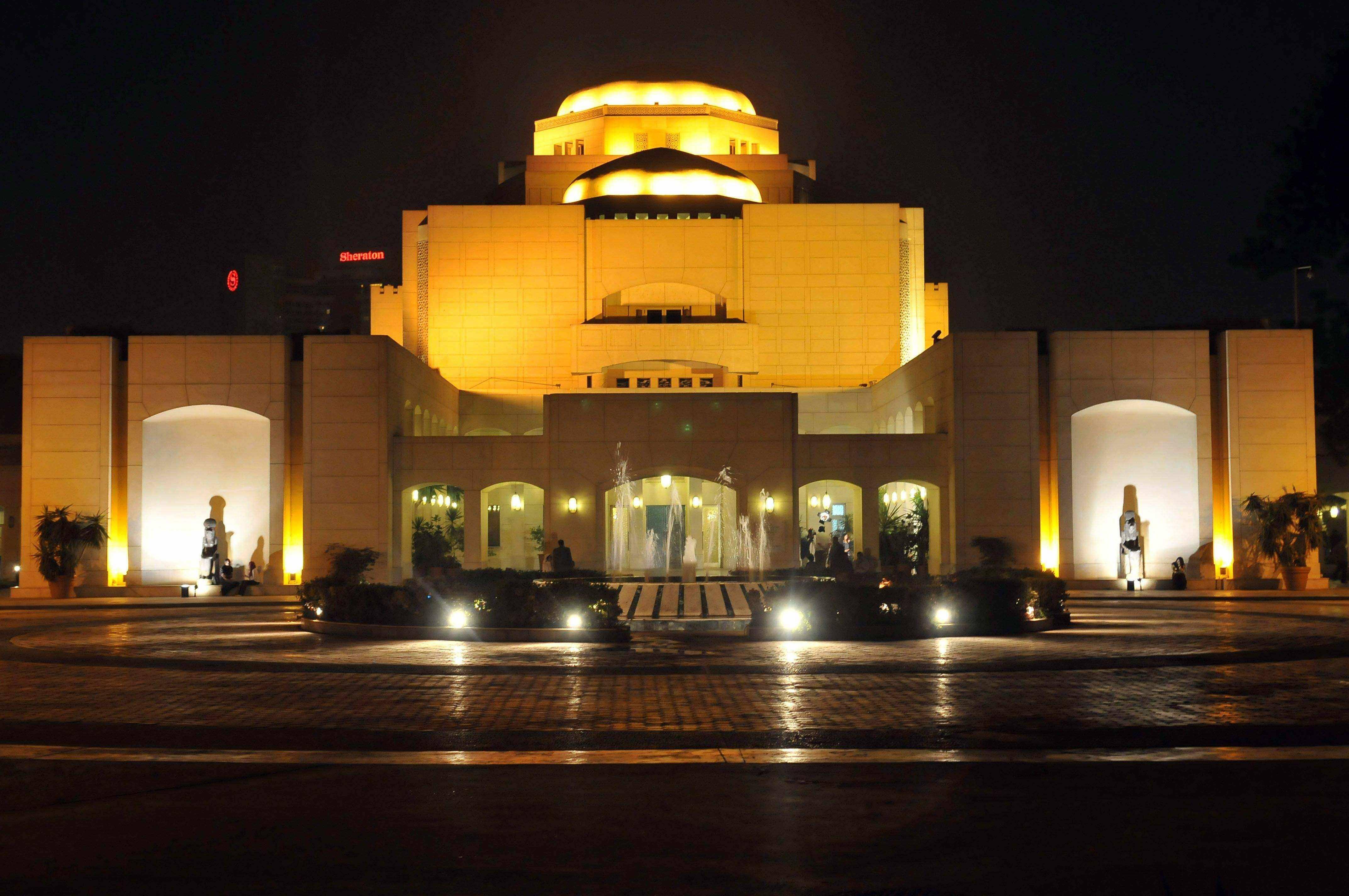 Mısır opera binası