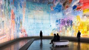 الانشطة السياحية فى متحف الفن الحديث فرنسا | متحف الفن الحديث فى فرنسا