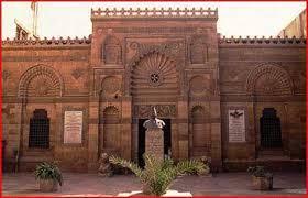 المتحف القبطي مصر