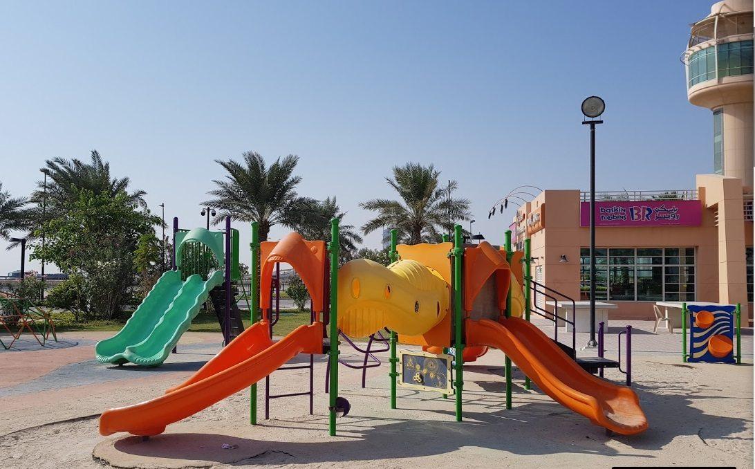 جولة في حديقة خليفة بن سلمان