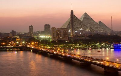 Report on the best tourist places in Egypt