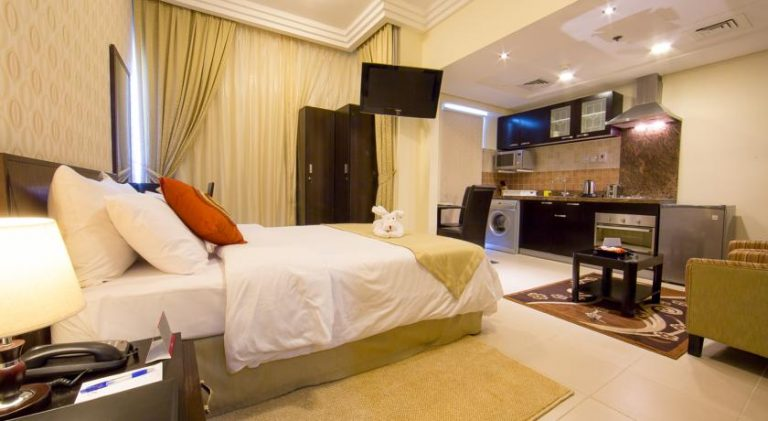 أفضل شقق فندقية رخيصة في دبي 2018