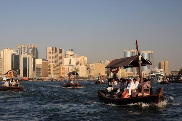 أهم الانشطة في خور دبي الامارات