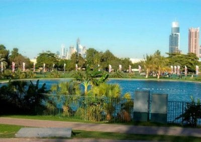 حديقة الصفا الامارات