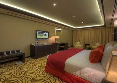 فندق ريين تري رولا دبي Raintree Hotel Rolla