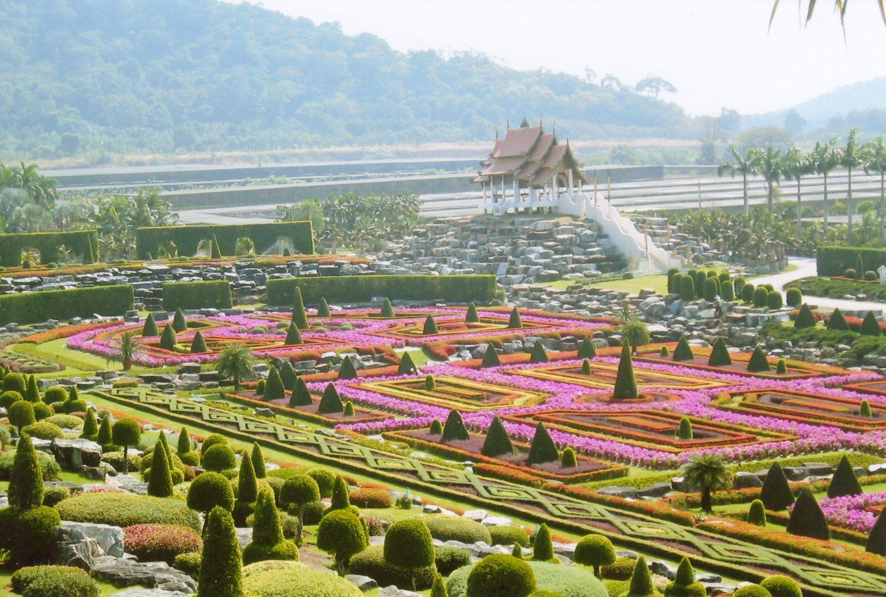 جمال حديقه سانام لوانغ بارك فى تايلاند | شاهد روعه وجمال حديقة سانام لوانغ