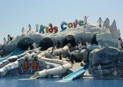 حديقة آيس لاند المائية