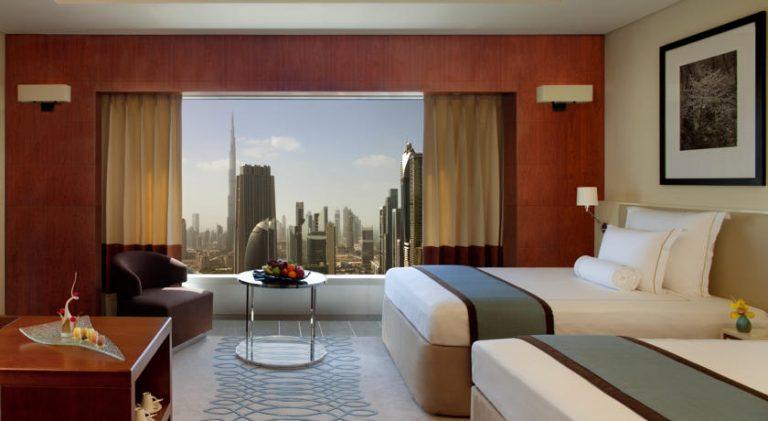 أفضل 10 من فنادق دبي شارع الشيخ زايد