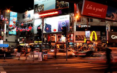 فلم شارع العرب Bukit Bintang Movie