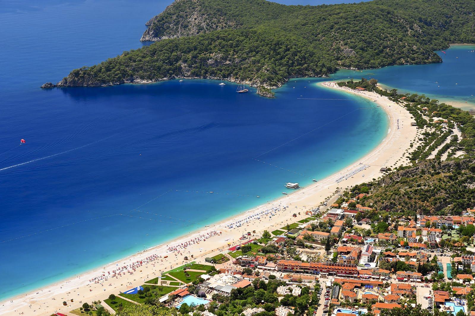 أهم أماكن السياحة في فتحية تركيا