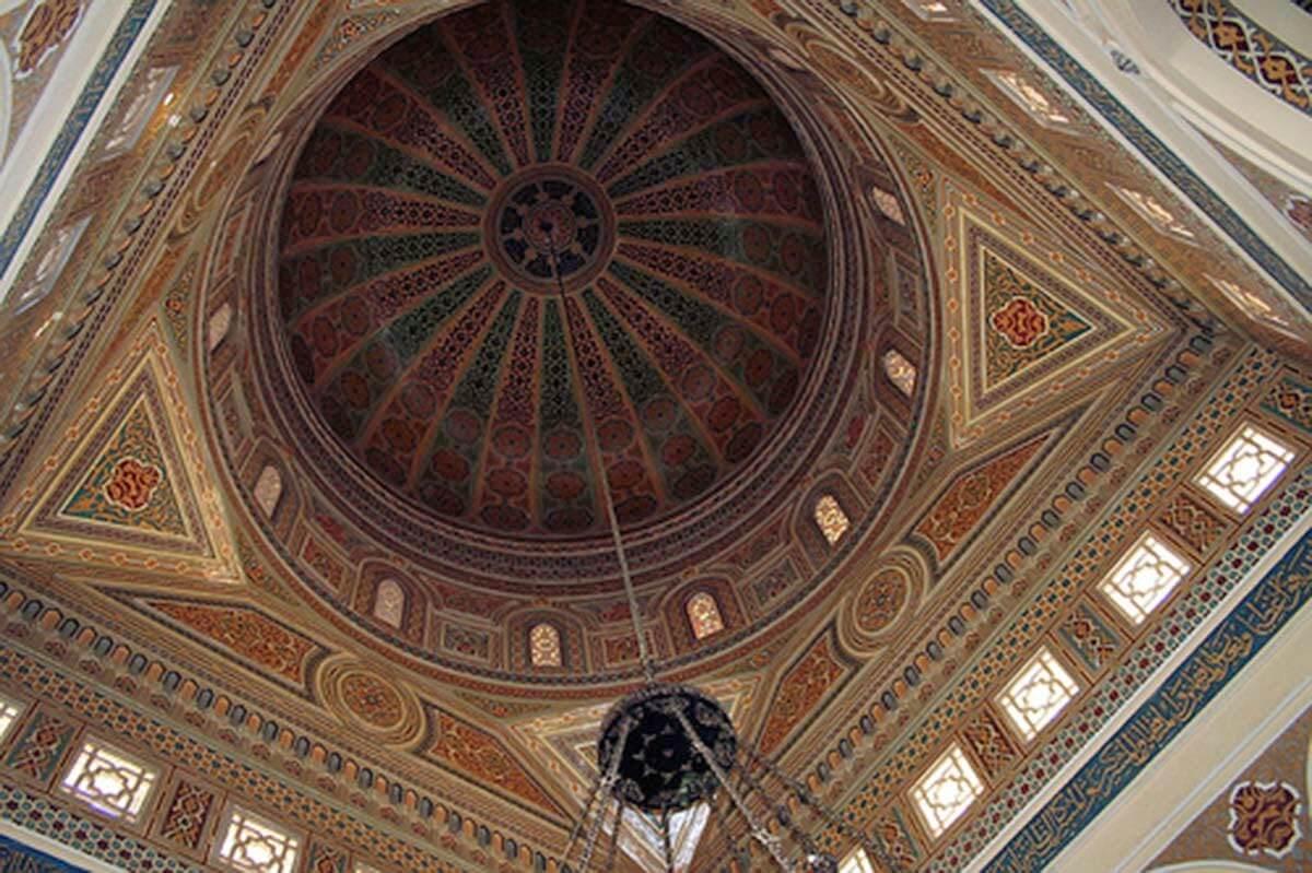 تاريخ مسجد الطابية أسوان