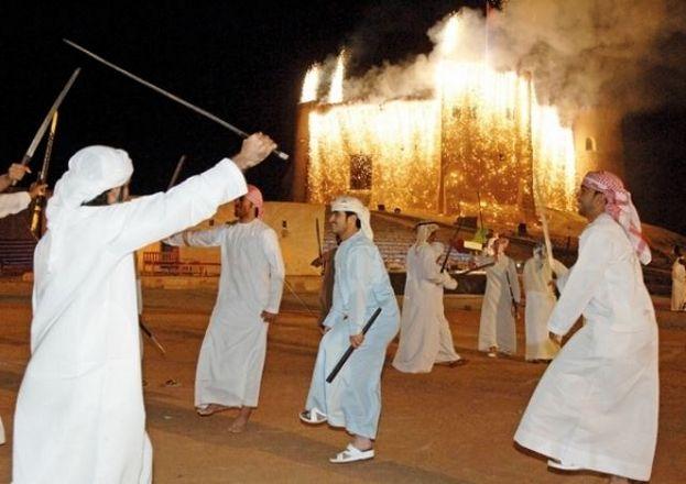 افضل 4 انشطة في قلعة الفجيرة الامارات