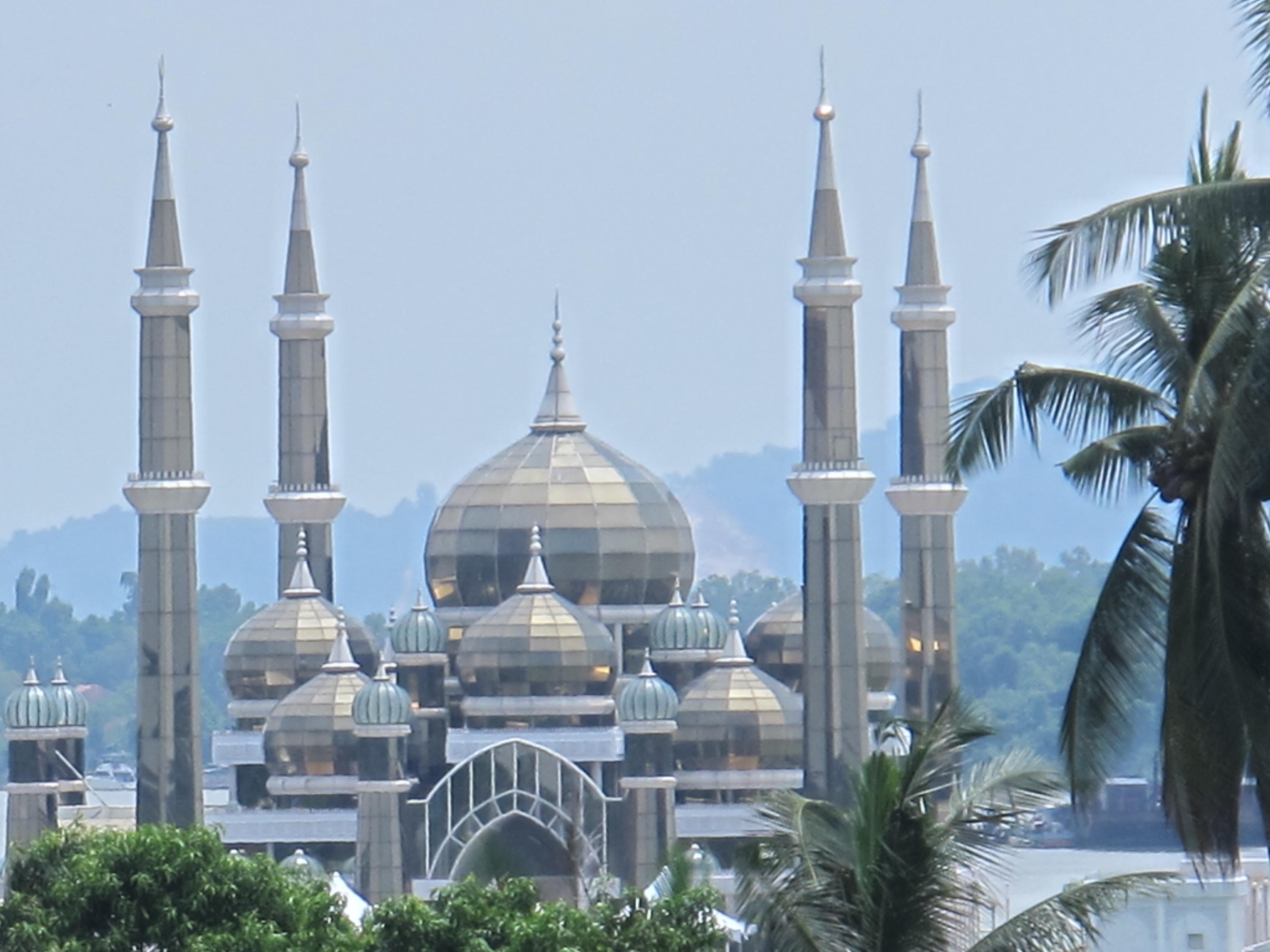 أشهر وأجمل المساجد فى ماليزيا | تعرف على اجمل المساجد فى ماليزيا
