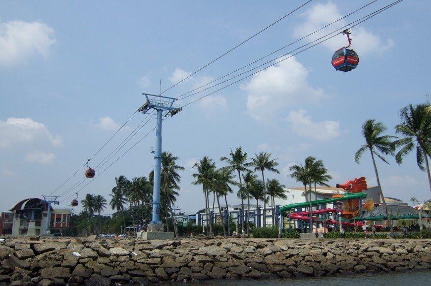 مدينة ملاهي انكول دريم لاند جاكرتا اندونيسيا