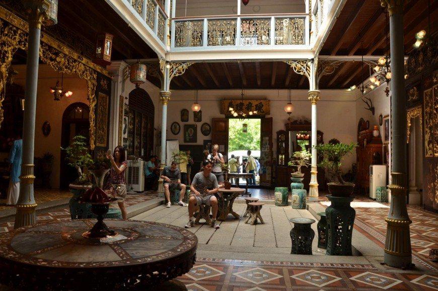 متحف تراث بابا نيونا ملاكا ماليزيا